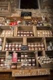 Illustrative Redakcyjny wizerunek Garmażeria sklep w Normandy, Francja Obraz Royalty Free