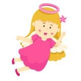 Illustrator of angel Stock Image