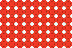 Illustrator Background Texture Shape. Red color Royalty Free Stock Image