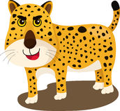 Illustrator of jaguar Stock Photo