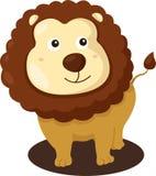 Illustrator of lion Stock Images