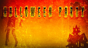 Illustrator halloween design : Plank copy space Horror orange tone. Illustrator halloween design : Plank copy space Horror orange tone for halloween background vector illustration
