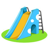 Illustrator of playground Royalty Free Stock Photography