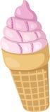 Illustratore del gelato Illustrazione Vettoriale