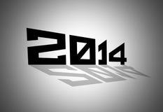 illustrazione 2014 Fotografie Stock