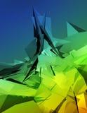 illustrazione 3D Immagine Stock