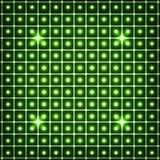 Illustrazione al neon Fotografia Stock