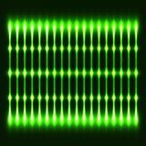 Illustrazione al neon Fotografia Stock Libera da Diritti