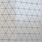 Illustrazione architettonica astratta 3d Fotografie Stock Libere da Diritti