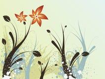 Illustrazione astratta Fotografie Stock