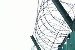 Illustrazione astratta del filo Fotografie Stock Libere da Diritti