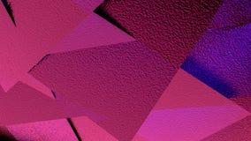 Illustrazione astratta di un fondo rosa Immagini Stock Libere da Diritti
