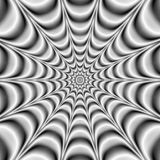 Illustrazione astratta psichedelica Immagine Stock