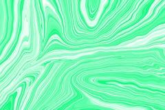 Illustrazione bianca verde di struttura Buon per i materiali illustrativi delle insegne Ragazza leggera, ragazzo, carta della don illustrazione vettoriale