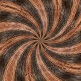 illustrazione 3D Immagine astratta di una superficie di legno di un albero Fotografia Stock
