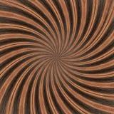 illustrazione 3D Immagine astratta di una superficie di legno di un albero Fotografie Stock Libere da Diritti