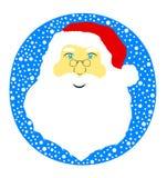 Illustrazione del Babbo Natale illustrazione vettoriale