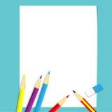 Illustrazione del concetto della classe di arte per il Concetto-vettore I di istruzione royalty illustrazione gratis