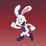 Illustrazione del coniglio Immagini Stock