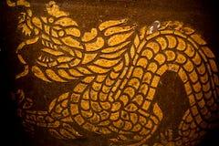 Illustrazione del drago Fotografia Stock Libera da Diritti