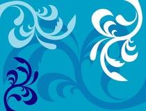 Illustrazione del fiore di vettore Fotografia Stock