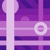 Illustrazione del fondo materiale moderno insolito di vettore di progettazione Immagini Stock Libere da Diritti