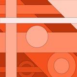 Illustrazione del fondo materiale moderno insolito di vettore di progettazione royalty illustrazione gratis