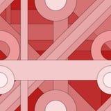 Illustrazione del fondo materiale moderno insolito di vettore di progettazione Fotografia Stock