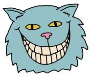 Gatto di Cheshire Fotografie Stock Libere da Diritti