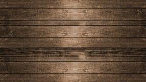 Illustrazione del legno rustica del fondo 3d delle plance illustrazione vettoriale