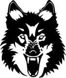 Illustrazione del lupo Immagine Stock Libera da Diritti