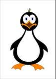 Illustrazione del pinguino Fotografia Stock Libera da Diritti