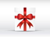 Illustrazione del regalo di natale Immagine Stock