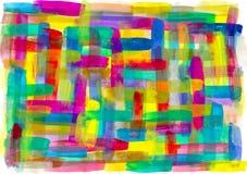 Illustrazione del reticolo del bambino Immagini Stock