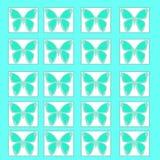 Illustrazione del reticolo di farfalla royalty illustrazione gratis