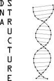 Illustrazione del simbolo del DNA royalty illustrazione gratis