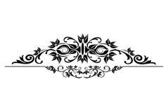 Illustrazione del tatuaggio. Immagini Stock