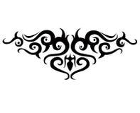 Illustrazione del tatuaggio Fotografia Stock Libera da Diritti