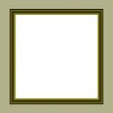 Illustrazione del telaio Fotografia Stock