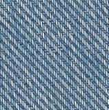 Illustrazione del tessuto del Jean illustrazione di stock