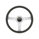 Illustrazione del volante di sport di vettore Fotografie Stock Libere da Diritti