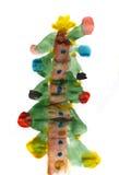 Illustrazione dell'albero del nuovo anno di inverno Fotografie Stock Libere da Diritti