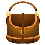 Illustrazione dell'oggetto della borsa illustrazione vettoriale