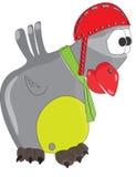 Illustrazione dell'uccello illustrazione di stock