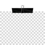Illustrazione della graffetta una immagine stock