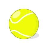 Illustrazione della pallina da tennis Fotografia Stock