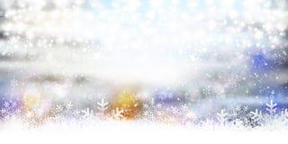 Illustrazione della stagione invernale fotografie stock libere da diritti