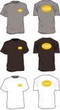 Illustrazione delle magliette Fotografia Stock Libera da Diritti