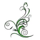 Illustrazione delle piante, rami Immagini Stock