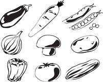 Illustrazione delle verdure royalty illustrazione gratis